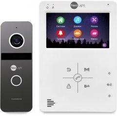 Комплект видеодомофона NeoLight TAU+ Kit Graphite