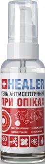 Гель антисептический Healer при ожогах 60 мл (4820192480338)