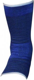 Бандаж на голеностоп эластичный DKS 2 шт синий (8842)