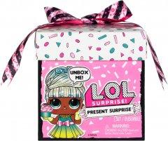 Игровой набор с куклой L.O.L. SURPRISE! серии Present Surprise Подарок в ассортименте (570660) (6900006553446)
