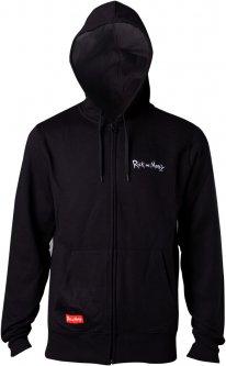 Толстовка с капюшоном Difuzed Rick & Morty - Squanch! - Men's hoodie - S Черная (HD583107RMT-S)