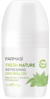 Женский роликовый антиперспирант Farmasi Fresh Nature 50 мл (1107502) (ROZ6400104109)