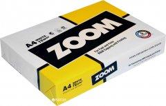 Набор бумаги офисой Zoom Stora Enso А4 75 г/м2 класс С 5 пачек по 500 листов Белая (6416764501242)