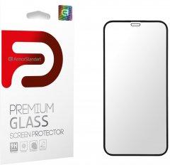 Защитное стекло ArmorStandart Full Glue для Apple iPhone 12/12 Pro Black (ARM57548)