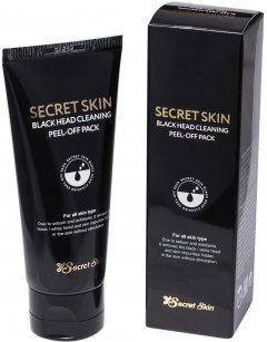 Маска-пленка от черных точек Secret Skin Black Head Cleaning Pell-Off Pack 100 мл (8809540516031)