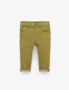 Джинси Zara ДМ001909 (1506/551/505) колір зелений 92