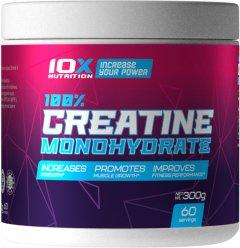 Креатин моногидрат 10X Nutrition 300 г (525272730856)