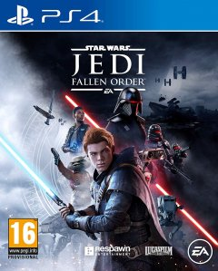 Игра Звёздные Войны Джедаи: Павший Орден. Star Wars: Fallen Order для PS4 (Blu-ray диск, Russian version)