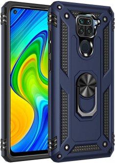 Панель BeCover Military для Xiaomi Redmi Note 9 / 10X Blue (BC_705583)