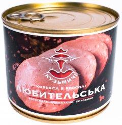 Колбаса вареная Кузьмичи Любительская 525 г (4820105100841)