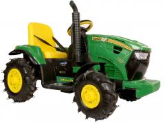 Электротрактор Kidsauto Farmer с прицепом (6903351809909)