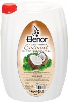 Жидкое мыло для рук Elenor Кокос 4 л (8693023041246)