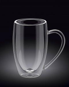 Чашка Wilmax Thermo с двойным дном 300 мл (WL-888740/A)