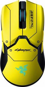 Мышь Razer Viper Ultimate Wireless & Mouse Dock Cyberpunk 2077 Edition (RZ01-03050500-R3M1)