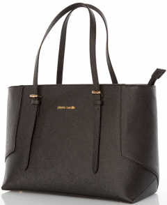 Женская сумка-тоут Pierre Cardin 01PC3009YSY Черная (8680570488488)