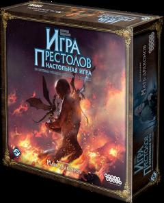 Настольная игра Hobby World Игра Престолов. Настольная игра: Второе издание. Мать драконов (915049) (4630039150498)
