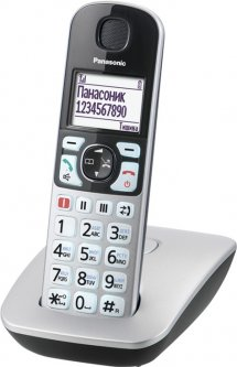 Panasonic KX-TGE510RUS Silver