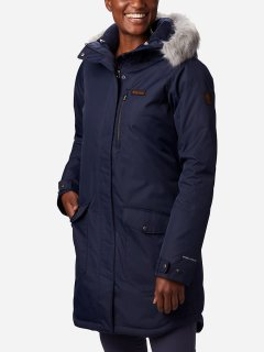 Парка Columbia Suttle Mountain Long Insulated Jacket 1799751-472 XL (0192290865701)