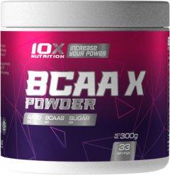 Аминокислота 10X Nutrition BCAA X powder 300 г Черника (525272730801)