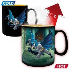 Чашка хамелеон ABYstyle DC Comics - 460 мл - Batman & Joker (ABYMUG382)