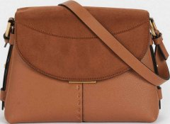 Женская сумка Parfois 183045-CA Коричневая (5606428917750)