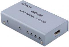 HDMI делитель Dtech 1x4 (DS161759)