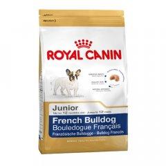 Сухой корм Royal Canin для щенков французского бульдога до 12 месяцев French Bulldog junior 1 кг (3990010)