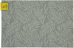 Сервировочный коврик МД Leaves 30х45 Серый (PM01441)