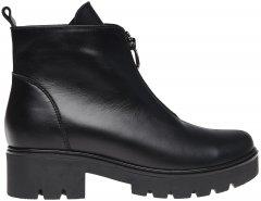 Ботинки Franzini N62 39 24.5 см Черные (H2000029448096)