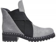 Ботинки Franzini Sc444-11 39 24.5 см Серые (H2000029445996)