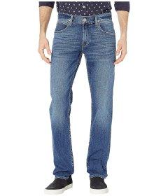 Джинси Hudson Jeans Blake Slim Straight Zip Fly in Lakeland Blue, 34W R (10321708)