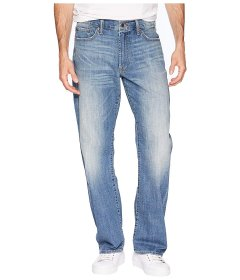 Джинси Lucky Brand 181 Relaxed Straight Jeans in Anton Black, 42W R (10342467)