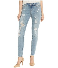 Джинси Bebe Pam Heartbreaker Ankle Jeans in Vintage Destroy Unknown Color, 4XL (US 27) (10323175)
