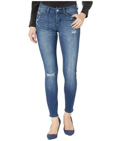Джинси Bebe May Boundless Heartbreaker Skinny in Boundless Wash Unknown Color, 4XL (US 29) (10321825)