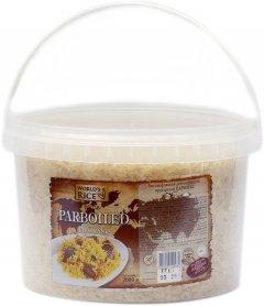 Рис World`s Rice Парбоилд 2 кг (4820009100480)