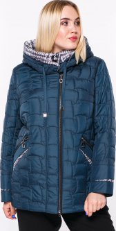 Куртка Adonis Ксюша 58 Морская волна (2000124485828)