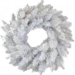 Венок декоративный Новогодько (YES! Fun) Белый 70 см (903683)