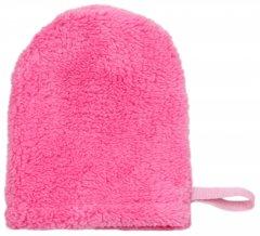 Рукавичка-спонж для снятия макияжа Red Point Mitten Soft Розовая (КР.01.Т.05.57.000)