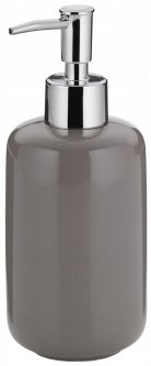 Дозатор для жидкого мыла KELA Isabella 400 мл (20506) серо-коричневый