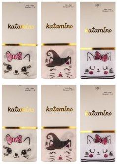 Колготки Katamino K60103 92-104 см 6 шт. Асорті (8680652377549)