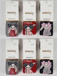 Колготки Katamino K30112 80-92 см 6 шт. Асорті (8680652374401)
