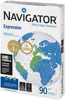 Бумага Navigator Expression А4 90 г/м² класс А 500 листов Белая (5602024005013)