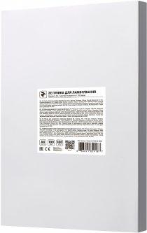 Пленка для ламинации 2E A4 216 х 303 мм 100 мкм Матовая (2E-FILM-A4-100M)