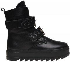 Ботинки Franzini 1095 39 24.5 см Черные (2000029460210)