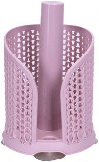 Полотенцедержатель Violet House Виолетта 21х15х15 см Powder (1012 Виолетта POW)