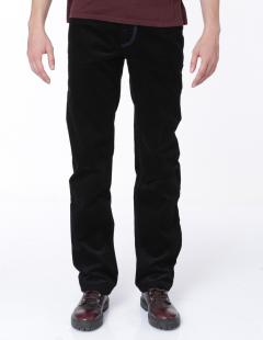 Джинси чоловічі GF FERRE чорні вельветові 40 р (69 HF 103612058)