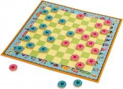 Настольная игра Janod Шашки (J02746) (3700217327460)