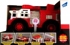 Игрушка Big Motors Машина пожарная с брандспойтом (4812501164367-2)