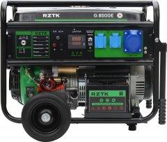 Генератор бензиновый RZTK G 8500E