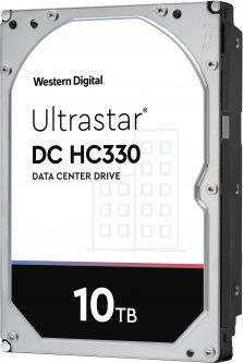 "Жесткий диск Western Digital Ultrastar DC HC330 10TB 7200rpm 256MB WUS721010ALE6L4_0B42266 3.5"" SATA III"